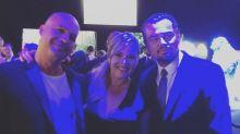 Titanic stars Billy Zane, Leonardo DiCaprio and Kate Winslet reunite to save icebergs