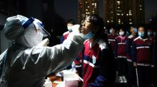 One-third of Chinese city of 9 million swabbed for virus in two days