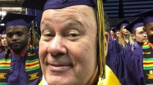 'Saved By the Bell' Principal Mr. Belding, Dennis Haskins, Graduates College: See the Pic