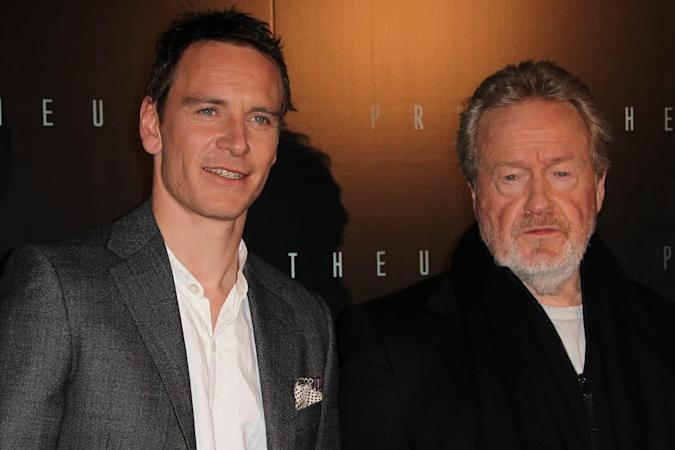 Ridley Scott is working on a VR project