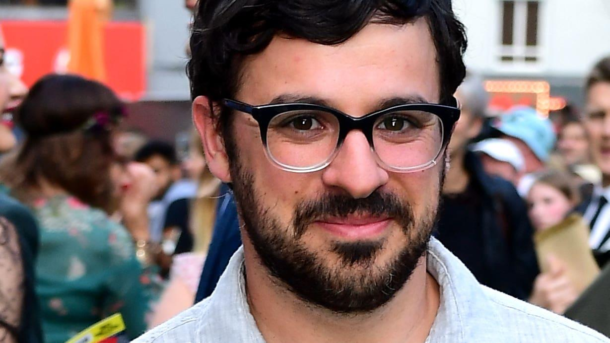 Simon Bird pays tribute to 'unfailingly generous' on-screen father Paul Ritter