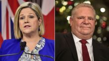 Australia Fires Should Be 'Wake-Up Call' To Doug Ford, Andrea Horwath Says