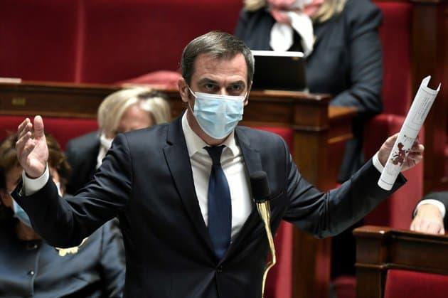 """A l'Assemblée, le coup de colère de Véran contre l'""""outrance permanente"""" des oppositions"""