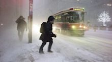 Snow is heading towards Southern Ontario very soon