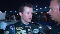 Kahne reacts to late race incident with Busch
