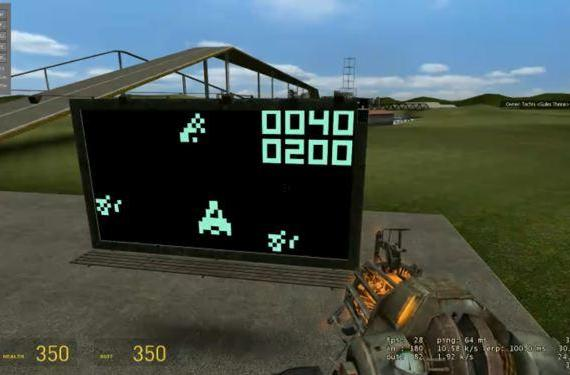CHIP-8 emulation comes to Half-Life 2, you can finally retire your Telmac 1800 (video)
