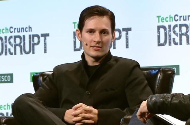 Telegram founder knew ISIS was using his service before Paris attacks (updated)