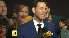 Ike Barinholtz Welcomes Baby No. 3 With Wife Erica