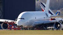 Airbus A380 production halt to fuel transatlantic trade spat
