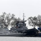 UN court: Russia must free 3 detained Ukraine ships, sailors