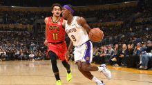 Luke Walton: Brandon Ingram to pick up Lakers point guard slack after Rajon Rondo's hand surgery
