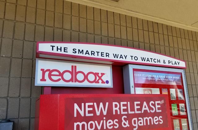 Redbox, Lionsgate deal keeps new movies in kiosks