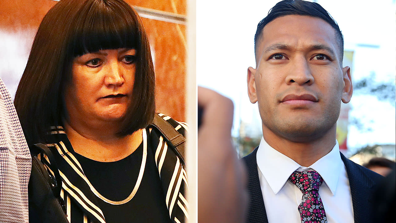 Israel Folau's lawyers fume over Rugby Australia 'delaying tactics'