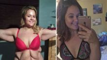 This Woman Just Bought Her First Bikini After Losing 'Six Pack' of Saggy Skin