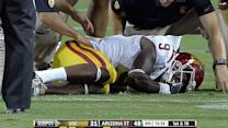 USC star Marqise Lee injured vs. ASU