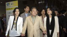 Samsung heirs to pay record $10bn inheritance tax bill