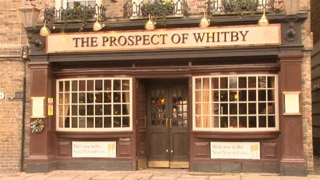 How To Get To The Prospect Of Whitby Pub In London