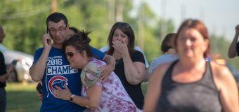 Student, teacher injured in Indiana school shooting