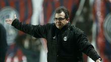 El Cruzeiro despide a su técnico ante la amenaza de descenso a la tercera división