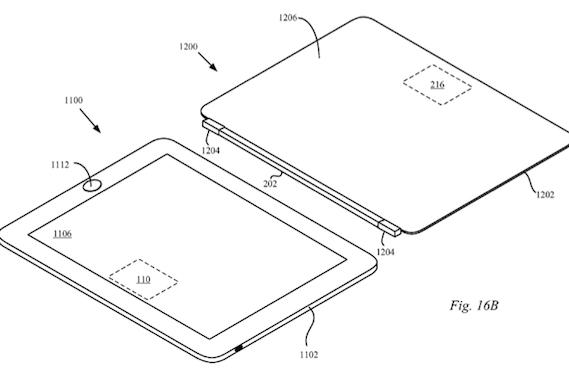 Apple snags a patent for the Smart Cover's magnetic know-how