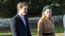 Lockdown rules could spell end of Princess Beatrice's wedding plans