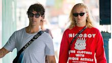 Sophie Turner just revealed why she was crying with Joe Jonas