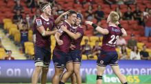 Reds on rugby alert for in-form Sharks