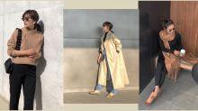 每日IG - 日本輕熟女的氣質穿搭,只需要這幾隻基本色!