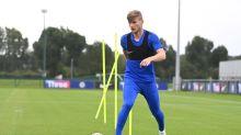 1. Training: Hier legt Werner bei Chelsea los