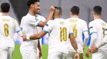 Foot - C1 - OM - L'OM bat l'Olympiakos en Ligue des champions grâce à un doublé de Payet