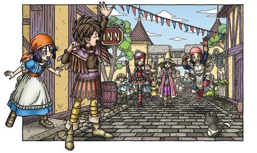 Meet Yuji Horii at Dragon Quest IX launch event