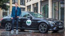 Bolt takes aim at Uber after raising €600m