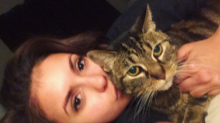 Nina Dobrev Remembers Her Beloved Cat in Touching Tribute: 'Missing Your Sandpaper Kisses'