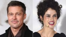 Is Brad Pitt dating an MIT professor? They're 'just friends,' report says
