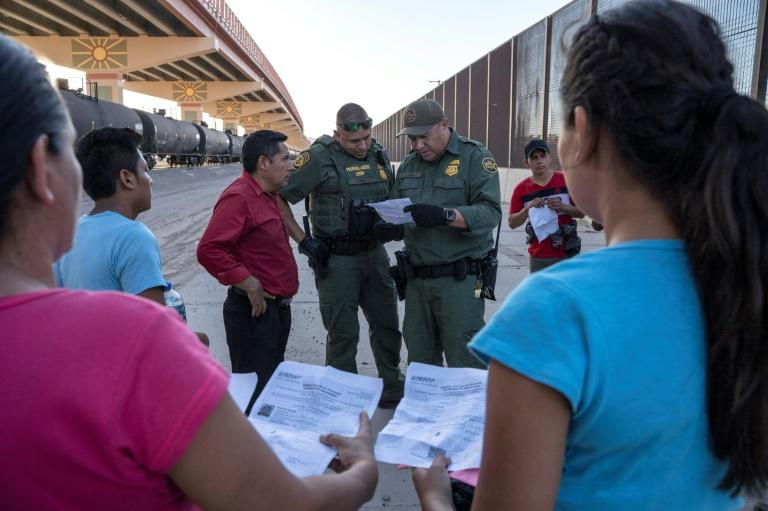The judge said the Trump administration's policy contradicts standing US immigration law
