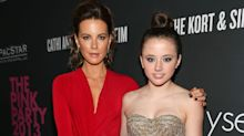 Kate Beckinsale dreamt her daughter was doing cocaine so she asked in 'lunatic' mom move
