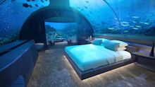 An underwater villa is coming to the Maldives