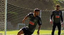 Chape pede ao Atlético-MG o retorno do atacante Bruno Silva 