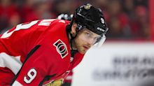 Senators' Bobby Ryan scores hat trick in first home game since return from assistance program