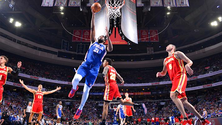 The Rush: 76ers' Embiid leads the way, Jokic's MVP transformation and a new CFP?