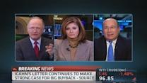 Icahn makes case for pullback in letter to Cook