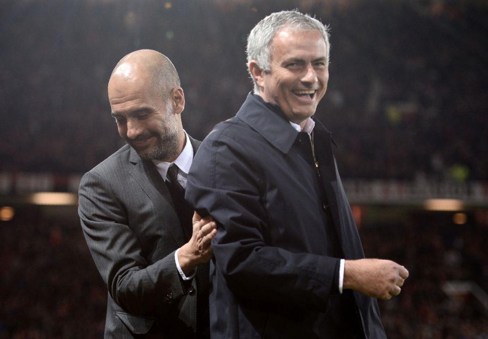 Mourinho: Beim Derby geht es nicht um mich und Guardiola
