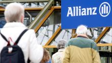 Allianz lowers 2017 profit outlook after natural disasters