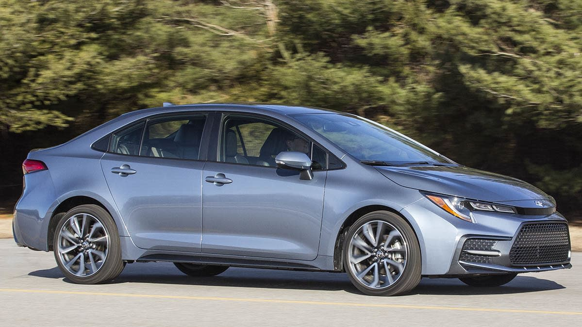 All New 2020 Toyota Corolla First Drive Review