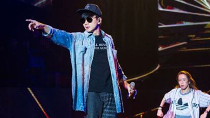 JJ Lin hopes to win Best Album at GMA
