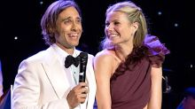 Gwyneth Paltrow And Brad Falchuk Show Off Their Wedding Bands In Sweet Picture