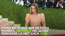 Lo más visto |Beyoncé se enfunda en un vestido de látex cubierto de perlas en la MET Gala: repasamos todos sus estilismos