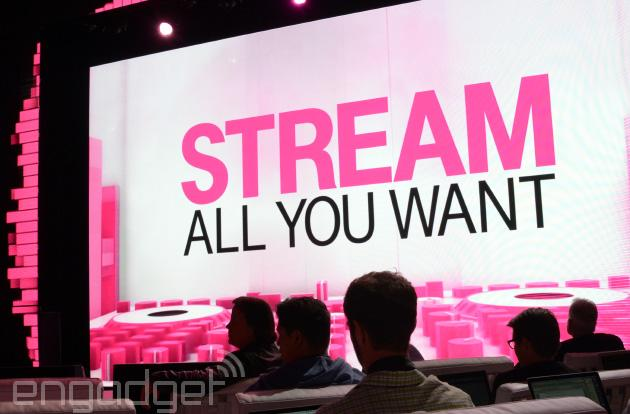 T-Mobile's data-free streaming adds Google Play Music and more