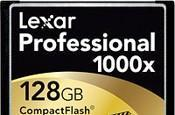 Lexar launches its first 1000x CF memory cards