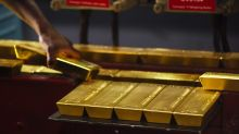 Gold ends higher after settling last week at 2019 low